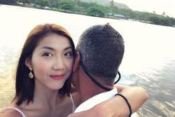 Ngọc Quyên phủ nhận thông tin 'tan đàn xẻ nghé' với bạn trai mới yêu