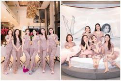 Mở tiệc ngủ giữa đại dịch Covid-19: Phượng Chanel 'cưa sừng' với đồ ngủ chấm bi hồng
