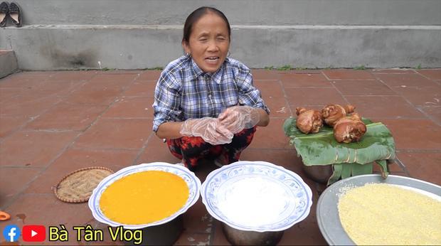 Có thù với món rán cứ làm là hỏng, bà Tân Vlog liền nghĩ ra cách nấu ăn siêu khéo-1