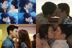 Những mỹ nhân Hàn sở hữu khả năng 'khóa môi' bạn diễn nam đỉnh nhất