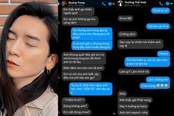 Nhắn tin 'gạ tình' 5 mỹ nam showbiz, ai ngờ BB Trần bị làm cho bẽ bàng không ngẩng nổi mặt