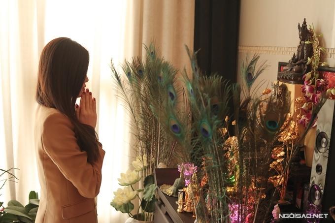 Căn hộ giải thưởng của hoa hậu Khánh Vân-4