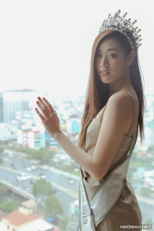Căn hộ giải thưởng của hoa hậu Khánh Vân-5
