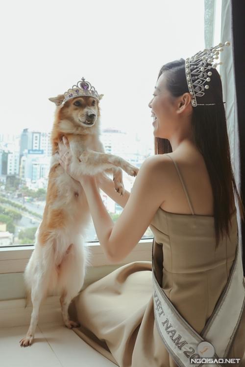Căn hộ giải thưởng của hoa hậu Khánh Vân-6