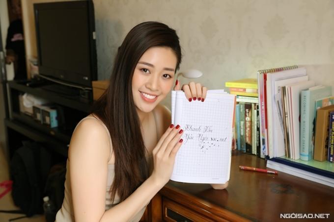 Căn hộ giải thưởng của hoa hậu Khánh Vân-8