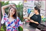 Sao nữ TVB bị tung ảnh nhạy cảm-3