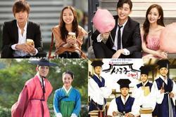 Park Min Young đích thị là mỹ nhân 'số hưởng' khi sở hữu dàn người tình màn ảnh đình đám