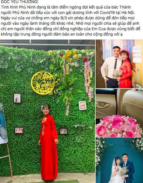Cô dâu, chú rể Hải Phòng hoãn cưới, được hàng xóm giải cứu 60 mâm cỗ-1