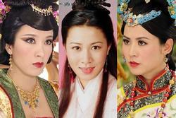 Xa Thi Mạn, Tuyên Huyên và những mỹ nhân lột xác với vai phản diện trên màn ảnh TVB