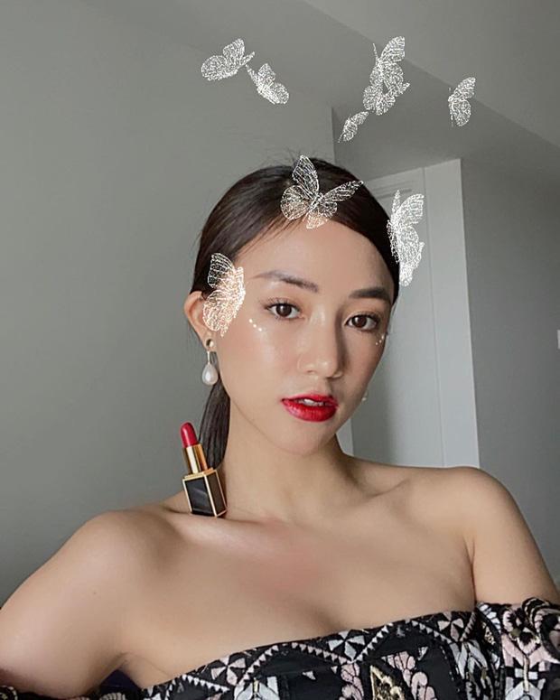 Thử thách #LipstickChallenge khuynh đảo Vbiz: Chi Pu thách đấu hội chị em nhưng Min và Khánh Linh mới max lầy-2