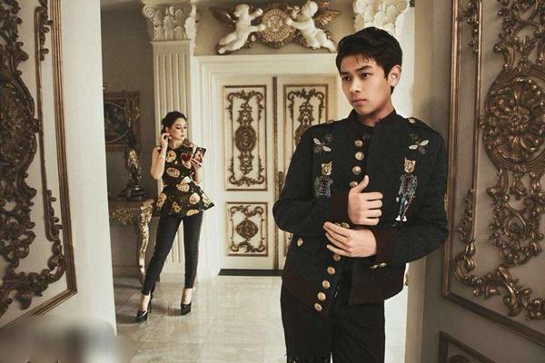 Cậu út nhà chồng Hà Tăng có cuộc sống giàu sang, sung sướng như tiên khiến bao người ao ước-6