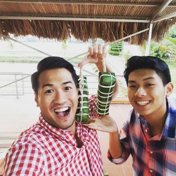 Cậu út nhà chồng Hà Tăng có cuộc sống giàu sang, sung sướng như tiên khiến bao người ao ước-7