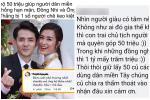 Tuấn Hưng lên tiếng khi vợ chồng Đông Nhi - Ông Cao Thắng bị trách từ thiện keo kiệt-4
