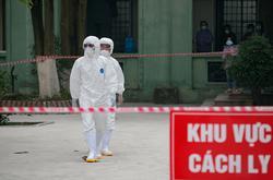 Công bố ca bệnh thứ 57 tại Việt Nam, là du khách người Anh cùng chuyến bay VN0054