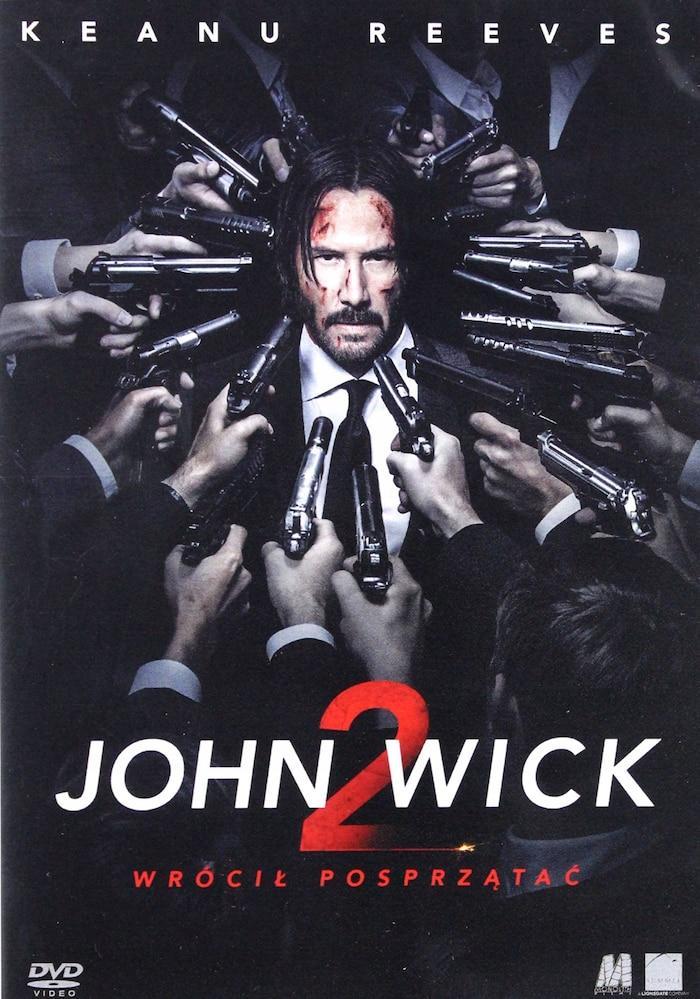 K-ICM lại gây chú ý khi poster mv sắp ra mắt na ná phim kinh điển John Wick-3