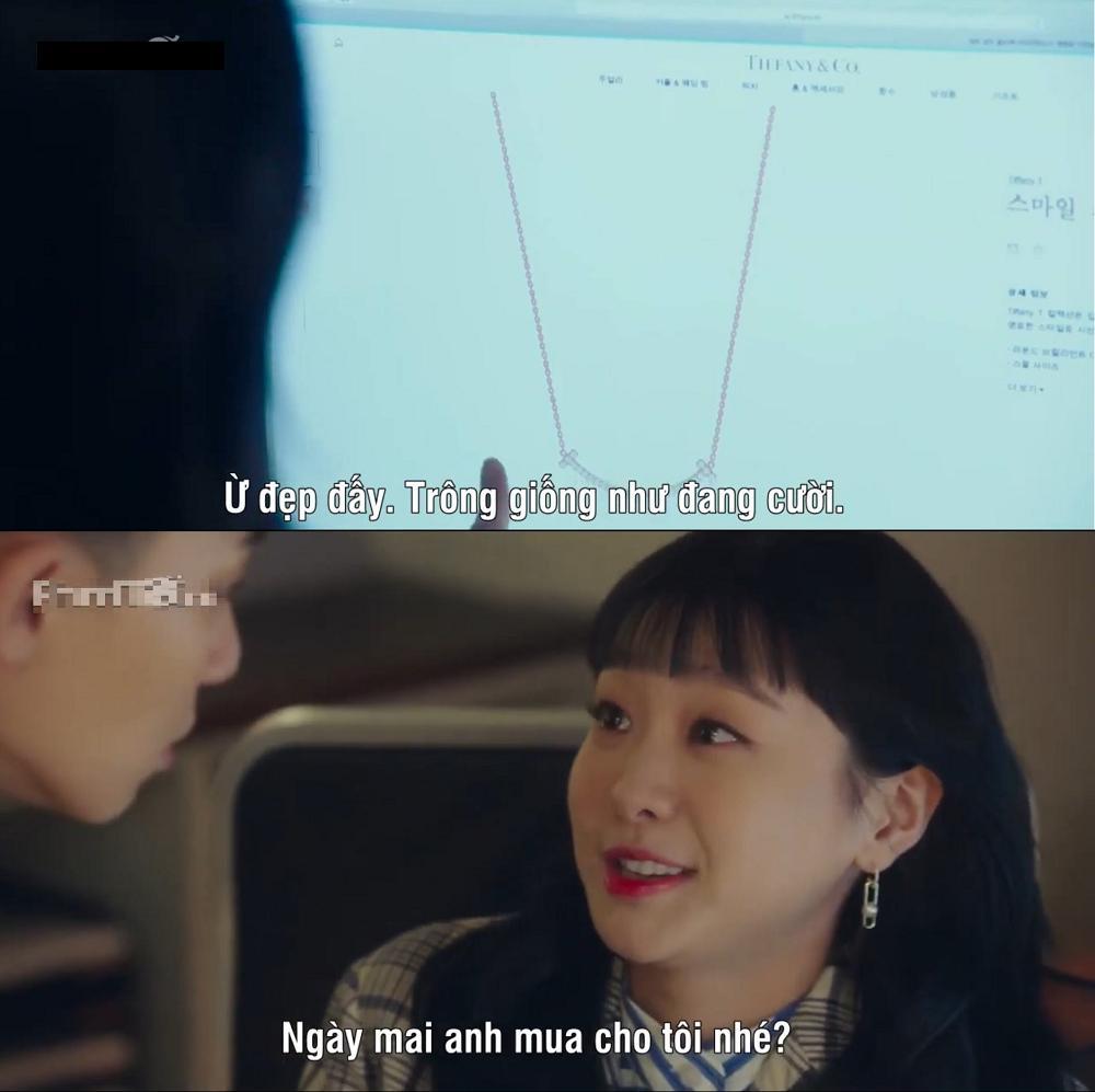 Thực hư chuyện chủ tịch Park mượn dây chuyền của thư kí Kim tặng Jo Yi Seo trong Itaewon Class mà dân mạng rần rần-1