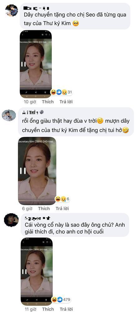 Thực hư chuyện chủ tịch Park mượn dây chuyền của thư kí Kim tặng Jo Yi Seo trong Itaewon Class mà dân mạng rần rần-4
