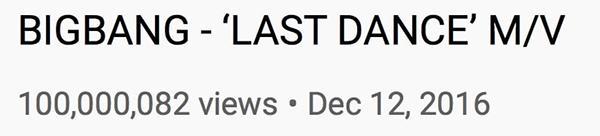 Bigbang vừa đút túi thêm MV thứ 11 đạt trên 100 triệu view-2