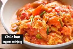 Hướng dẫn chưng trứng với cà chua chuẩn vị ngon cơm