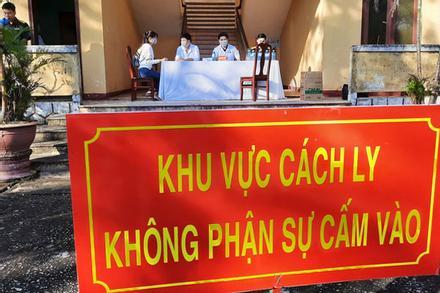 Ca thứ 57 dương tính với virus corona ở Việt Nam nhập cảnh tại Nội Bài, cùng đoàn 16 người vào Hội An tham quan