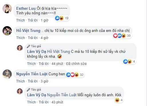 Lâm Vỹ Dạ khoe chồng tâm lý, BB Trần lập tức có hành động đốt nhà đồng nghiệp-3