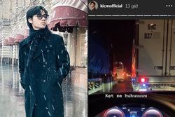 K-ICM đã về Việt Nam từ Nga trước khi ra mắt MV mới?