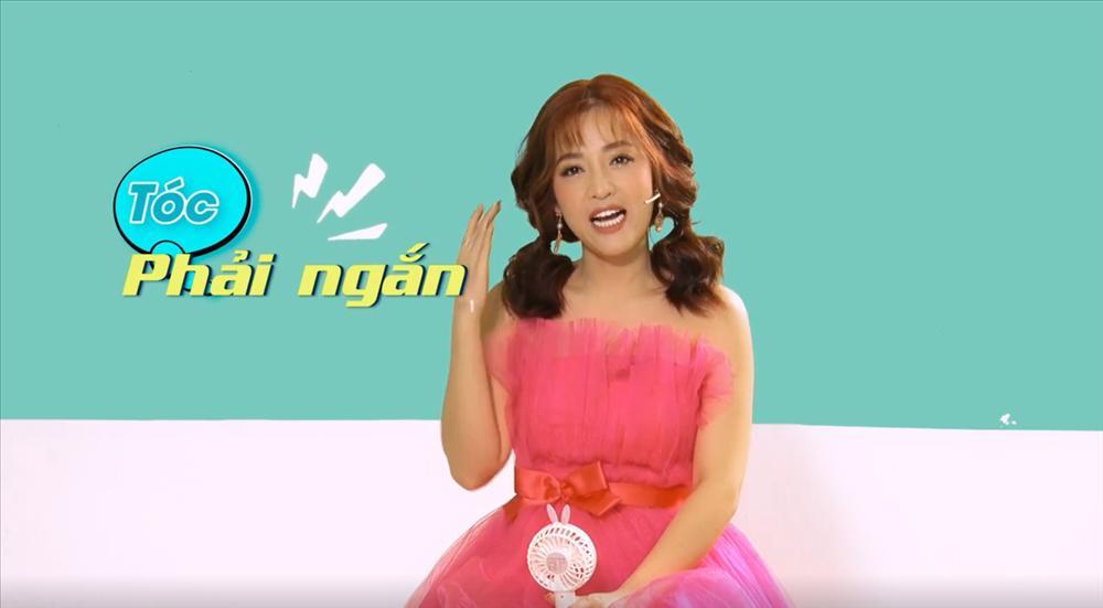 Bắt trend MV Là Một Thằng Con Trai, Midu - Jun Vũ - Nam Thư tiết lộ hình mẫu nam thần lý tưởng-2
