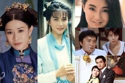 Xa Thi Mạn và những mỹ nhân TVB vạn người mê xuất thân từ Hoa hậu Hong Kong