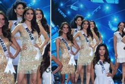 Bản tin Hoa hậu Hoàn vũ 16/3: Phạm Hương như nữ hoàng giữa đám đông mà vẫn không lọt top