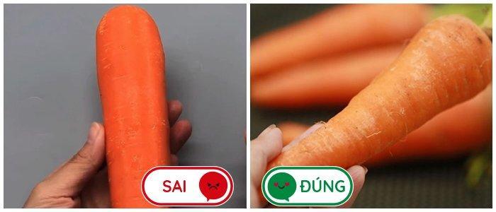 3 loại cà rốt thường thấy nhưng không nên mua khi đi chợ, nhiều người đến giờ vẫn chưa biết-2