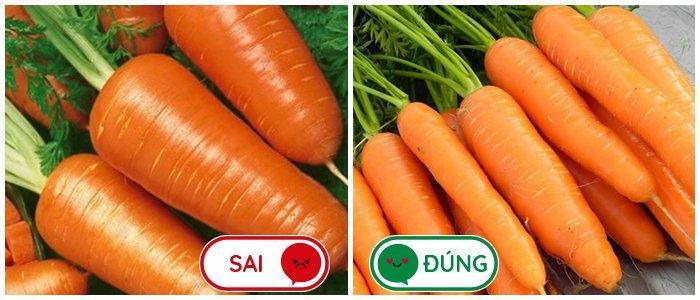 3 loại cà rốt thường thấy nhưng không nên mua khi đi chợ, nhiều người đến giờ vẫn chưa biết-3