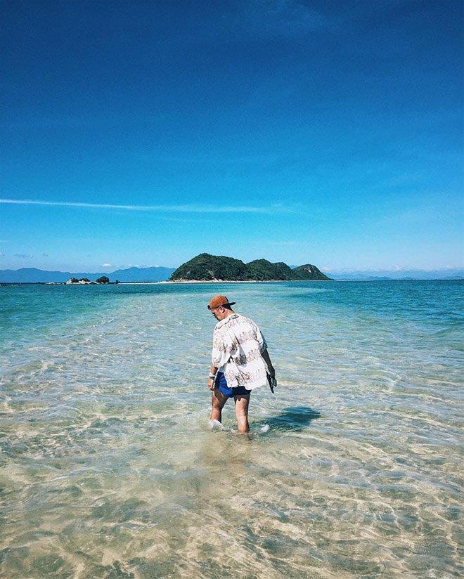 Hòn đảo ở Việt Nam sở hữu con đường xuyên biển, nam nữ trên đảo không dám yêu nhau-2