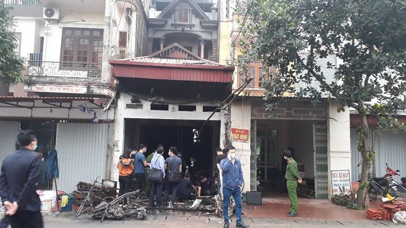 Hé lộ bất ngờ vụ 2 vợ chồng và con tử vong ở Hưng Yên nghi bị phóng hoả-1