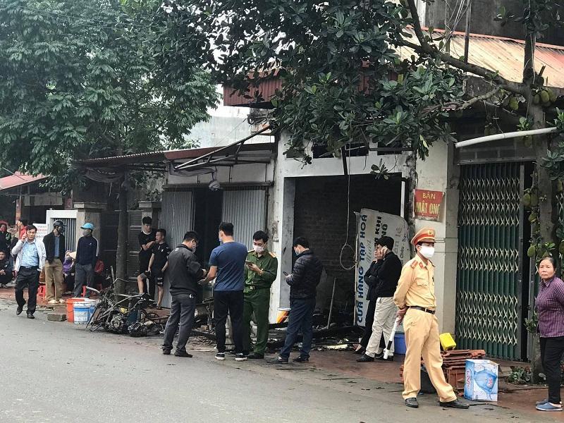 Hé lộ bất ngờ vụ 2 vợ chồng và con tử vong ở Hưng Yên nghi bị phóng hoả-2
