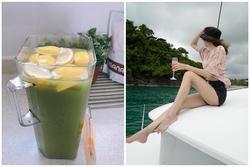 Loại nước uống tự pha giúp dáng đẹp eo thon, đến cả Lisa (Black Pink) và loạt idol Kpop cũng phải uống đều đặn mỗi ngày