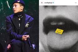 Vừa gia hạn hợp đồng với YG, G-Dragon khiến dư luận Hàn Quốc 'nổi đóa' khi công khai đăng ảnh ma túy lên Instagram