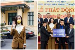 Mai Phương Thúy gặp gỡ Thủ tướng trao 20 tỷ đồng chống đại dịch Covid-19