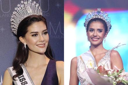 2 hoa hậu đẹp nhất Thái Lan gây bất ngờ vì nói tiếng Việt trôi chảy