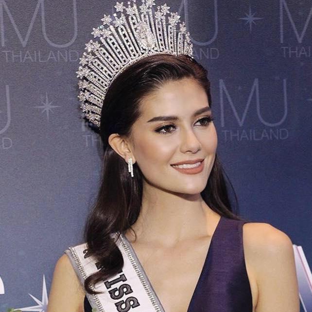 2 hoa hậu đẹp nhất Thái Lan gây bất ngờ vì nói tiếng Việt trôi chảy-2