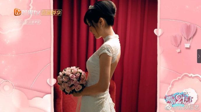 Vợ Ngô Tôn phải chụp ảnh cưới một mình để giấu nhẹm cuộc hôn nhân cho chồng-1