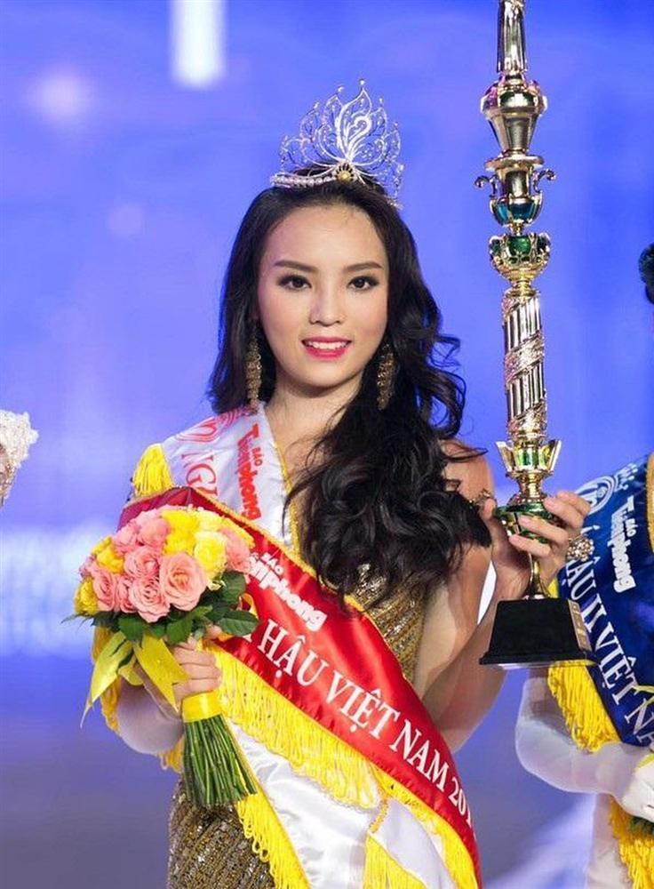 Kỳ Duyên đã chiến thắng 4 hoa hậu showbiz ngoạn mục như thế nào?-1