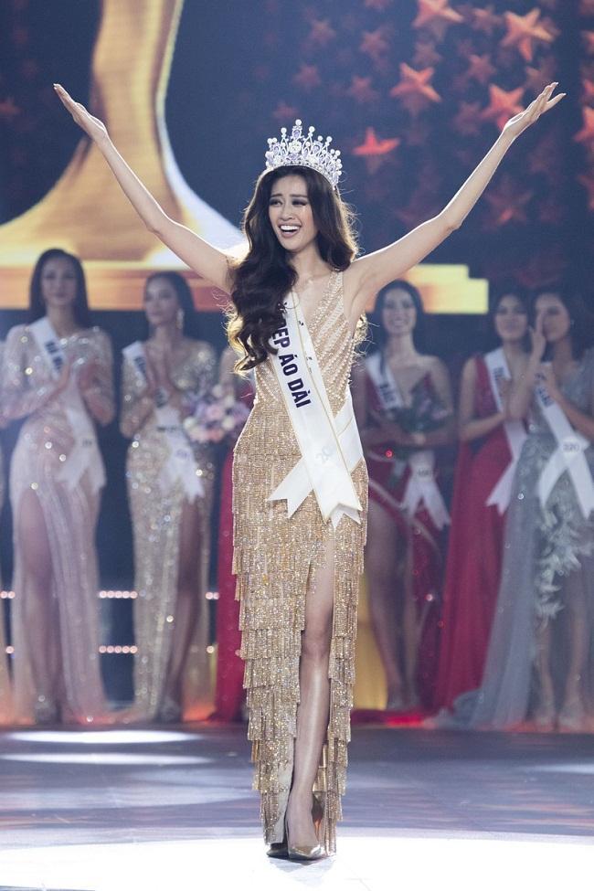 Kỳ Duyên đã chiến thắng 4 hoa hậu showbiz ngoạn mục như thế nào?-6