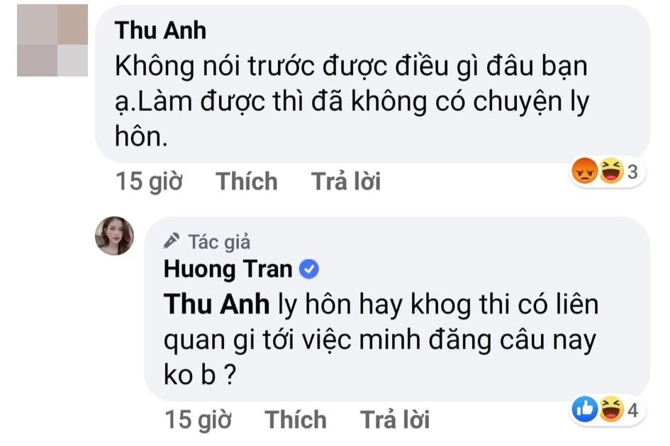 Triết lý tình yêu, vợ cũ Việt Anh bị dân mạng đá đểu cuộc hôn nhân đổ vỡ-3