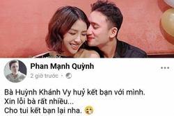 Bị bạn gái hủy kết bạn Facebook, Phan Mạnh Quỳnh liền làm hành động hài hước!