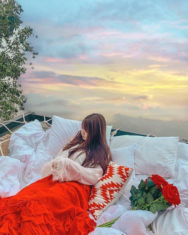 Mê mẩn những chiếc giường giữa trời hút hồn tín đồ sống ảo-3
