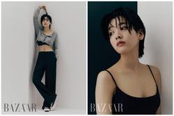 Lần hiếm hoi diện trang phục táo bạo, khoe vòng 1 lấp ló, bộ ảnh nữ đầu bếp chuyển giới của 'Tầng lớp Iteawon' gây sốt