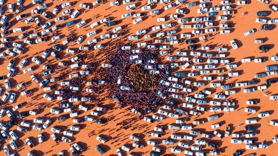Những bức ảnh du lịch đẹp nhất hành tinh đầu năm 2020-9