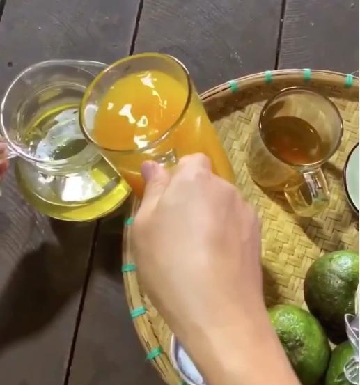 Học hoa hậu HHen Niê trổ tài làm trà ô long cam sả, chẳng cần ra hàng mua nữa rồi!-4