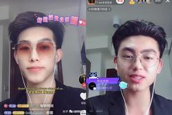 Ấn nhầm tắt filter làm đẹp lúc livestream, hot boy mệnh danh 'bản sao Đặng Luân' tự bóc mẽ nhan sắc thật của mình