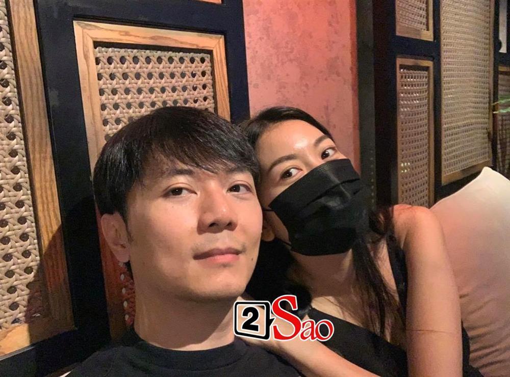 Không còn che mặt Á hậu Thúy Vân, chồng sắp cưới công khai hình ảnh hôn thê cực rõ nét!-3